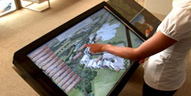 Виртуальный интерактивный стол